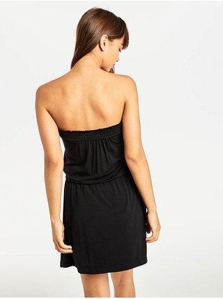 Billabong AMED black krátké letní šaty - černá
