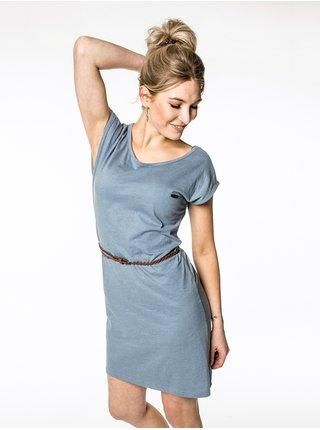 Alife and Kickin ELLIAK Frozen krátké letní šaty - modrá