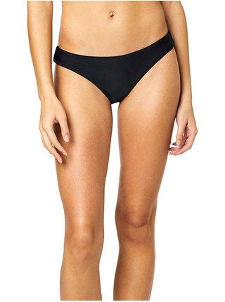Fox Eyecon Bottom   black dvoudílné plavky - černá