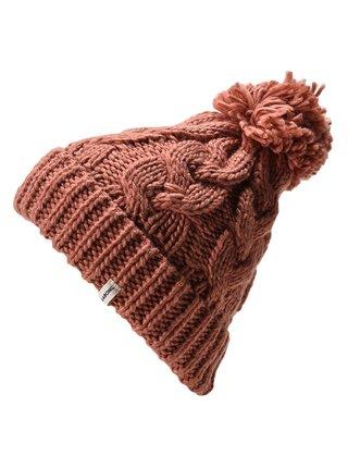 Billabong STYX STONE ROSE dámská čepice - oranžová