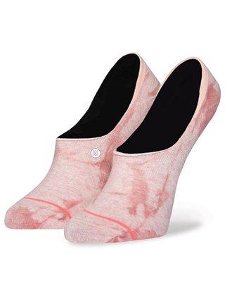 Stance STRAWBERRY PINK dámské kotníkové ponožky - růžová