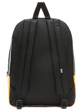 Vans DOUBLE DOWN ZINNIA/BLACK batoh do školy - žlutá