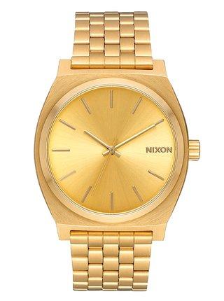 Nixon TIME TELLER ALLGOLDGOLD analogové hodinky