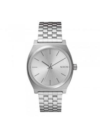 Nixon TIME TELLER ALLSILVER analogové sportovní hodinky