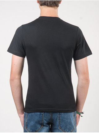 Vans OTW black/white dětské triko s krátkým rukávem - černá