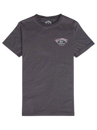 Billabong GET BACK CHAR dětské triko s krátkým rukávem - šedá