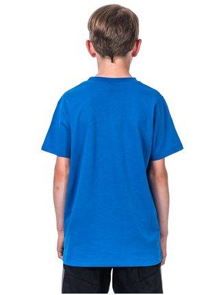 Horsefeathers FAB IMPERIAL BLUE dětské triko s krátkým rukávem - modrá