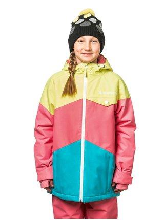 Horsefeathers ADRIEN CITRON zimní dětská bunda - růžová