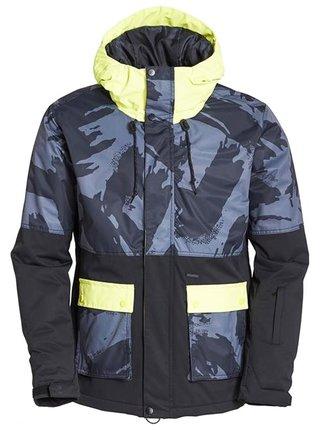 Billabong FIFTY 50 CITRUS zimní dětská bunda - černá