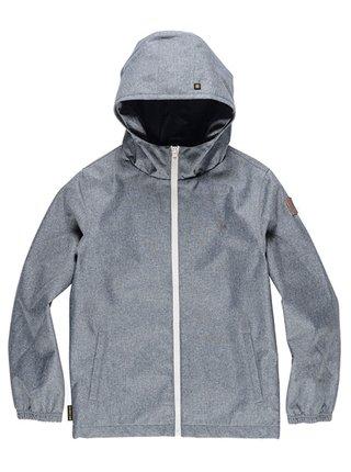 Element ALDER grey heather podzimní bunda pro děti - šedá