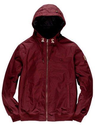 Element DULCEY NAPA RED podzimní bunda pro děti - vínová