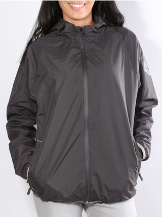 Etnies BREAKER black podzimní bunda pro děti - černá