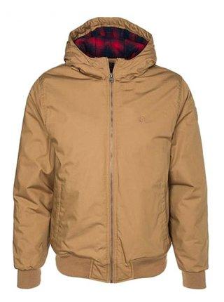 Element DULCEY CAMEL podzimní bunda pro děti - hnědá