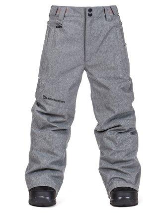 Horsefeathers SPIRE HEATHER GRAY dětské zimní kalhoty - šedá