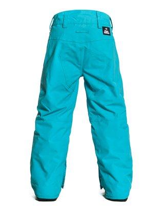 Horsefeathers SPIRE scuba blue dětské zimní kalhoty - modrá