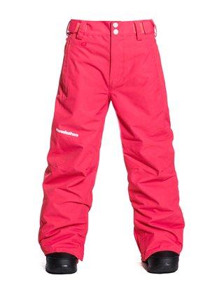 Horsefeathers SPIRE AZALEA dětské zimní kalhoty - růžová