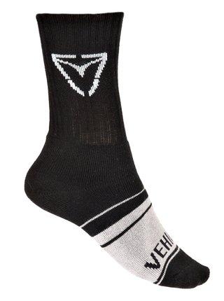 Vehicle ASPHALT black dětské ponožky - černá