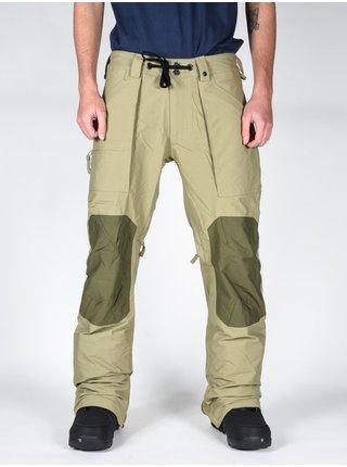 Burton SOUTHSIDE RUCKSACK / KEEF lyžařské kalhoty pánské - zelená