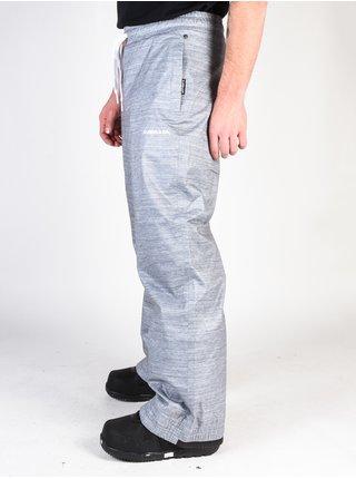 ARMADA SHIELD HEATHER GREY lyžařské kalhoty pánské - šedá