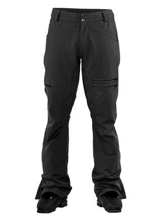 ARMADA ATMORE black lyžařské kalhoty pánské - černá