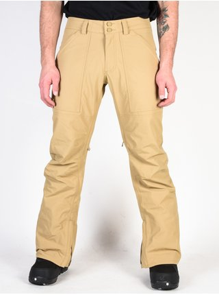 Burton MB GORE BALLAST KELP lyžařské kalhoty pánské - béžová