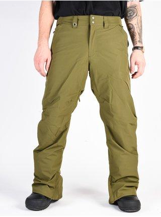 Quiksilver ESTATE Grape Leaf lyžařské kalhoty pánské - zelená