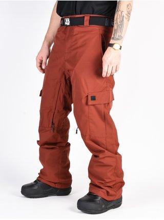 Rehall DEXTER Brave Red lyžařské kalhoty pánské - červená