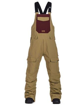 Horsefeathers MEDLER KELP lyžařské kalhoty pánské - hnědá