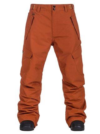 Horsefeathers BARS BRICK lyžařské kalhoty pánské - hnědá