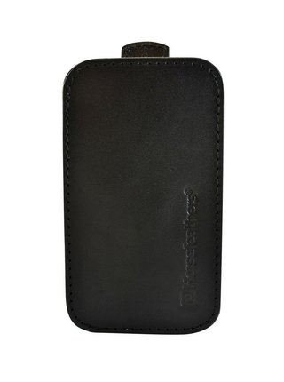 Horsefeathers TODD black obal na mobil - černá