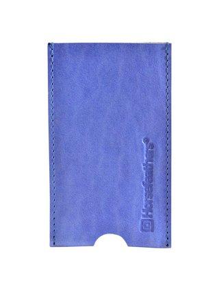 Horsefeathers FLYNN shady violet obal na mobil - modrá