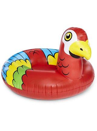 Big Mouth Inc. Pool Float Parrot nafukovačka - červená