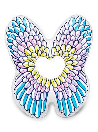 Big Mouth Inc. FLOAT ANGEL WING nafukovačka - modrá
