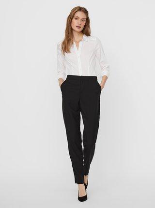 Černé kalhoty VERO MODA Jane