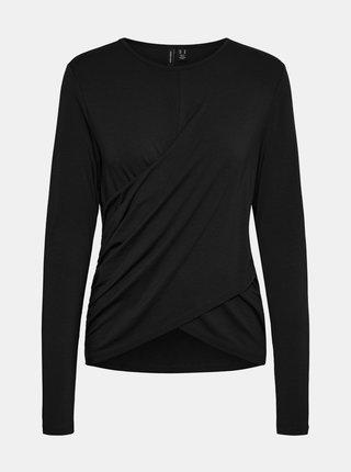 Čierne tričko VERO MODA