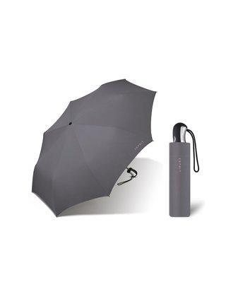 ESPRIT Excalibur plně automatický skládací deštník - Šedá