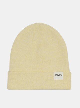 Žlutá čepice ONLY