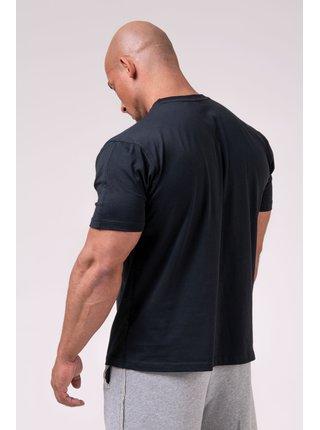NEBBIA BOYS tričko 171 - černá