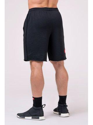 NEBBIA BOYS šortky 178 - černá