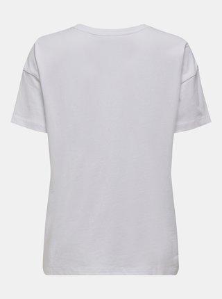 Biele tričko s potlačou ONLY My Little Pony