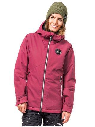 Horsefeathers JUDY SANGRIA zimní dámská bunda - růžová