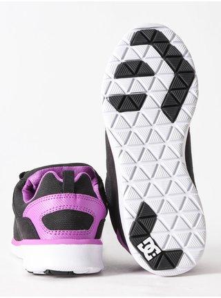 Dc HEATHROW BPU letní boty dětské - černá