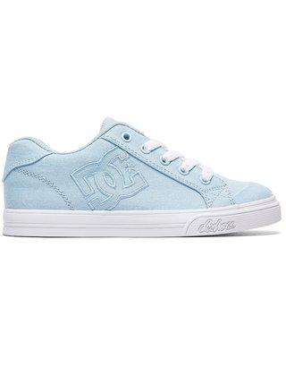 Dc CHELSEA TX POWDER BLUE letní boty dětské - modrá