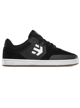 Etnies Marana BLACK/GUM/WHITE letní boty dětské - černá