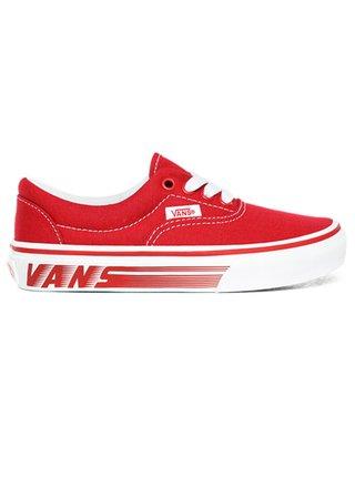 Vans Era (RACERS EDGE)CHLPEPRTRWHT letní boty dětské - červená
