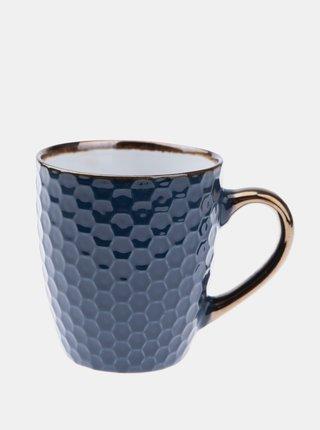 Modrý keramický hrnček Dakls 250 ml