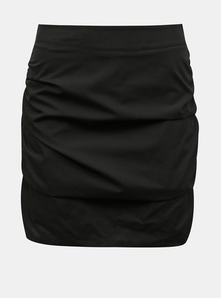 Čierna púzdrová mini sukňa Miss Selfridge