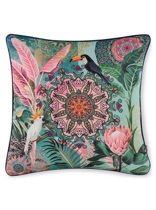 Home barevné dekorativní polštář s výplní Hip Sofiya 48x48