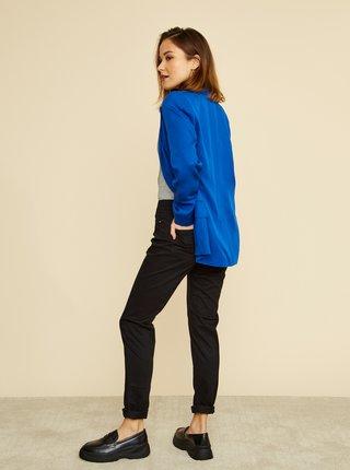 Černé dámské slim fit kalhoty ZOOT Baseline Anna