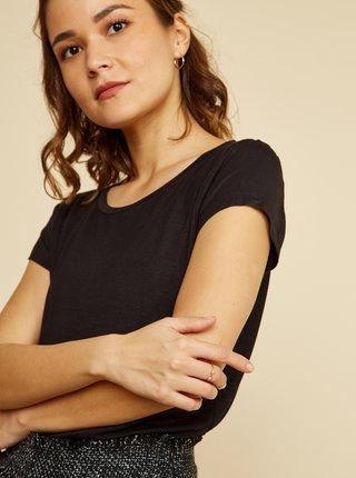 Černé dámské basic tričko ZOOT Baseline Alva 2